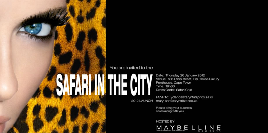 Safari in the city -maybeline-01