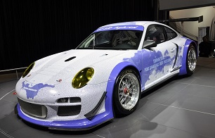REWARD INC. Porsche: 'Fan Signed' Special Edition