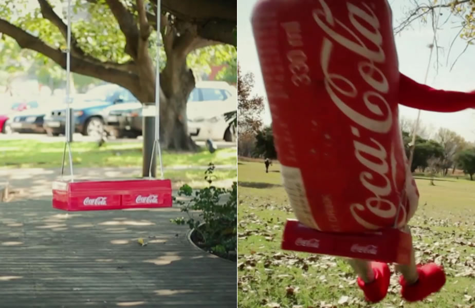Coca-Cola's Crazy For Good campaign 02