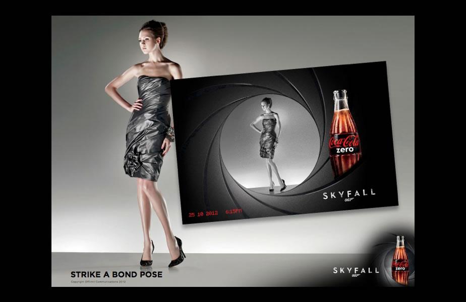 Coke-Zero Skyfall Première 02