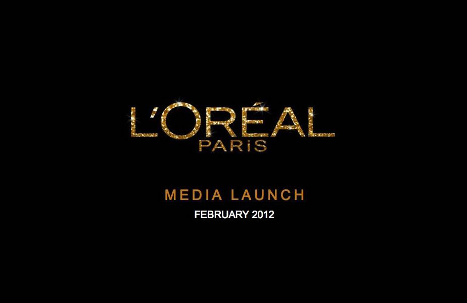 L'Oréal Press Launch 01