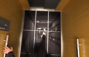 LG Elevator Prank - Offlimit Communications