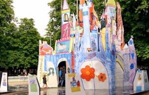 Disney's Imaginary Castle