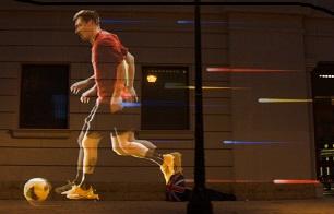 LEO MESSI --Back in Barcelona -- adidas Football