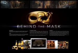 Behind the Mask by Geometry Global Moscow
