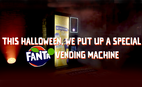 Scream for Fanta